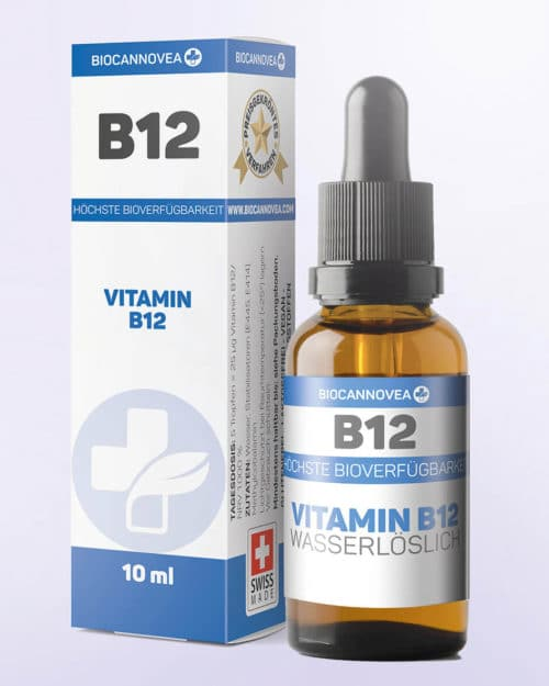 Biocannovea – Vitamin B12