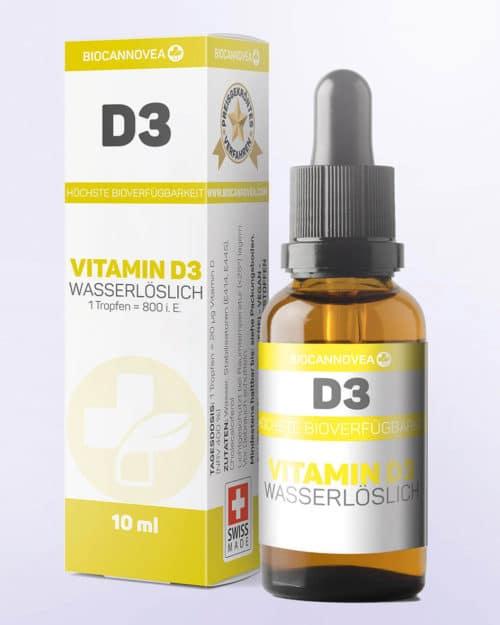 Biocannovea – Vitamin D3