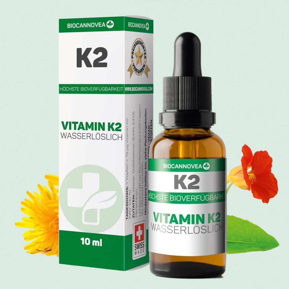 Biocannovea Vitamin K2