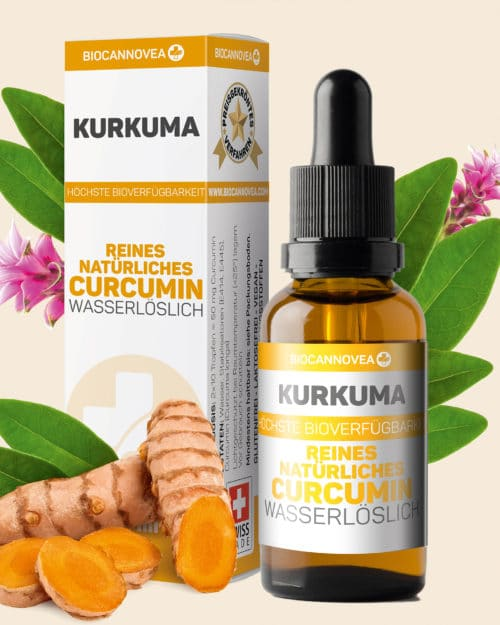 Biocannovea Curcumin
