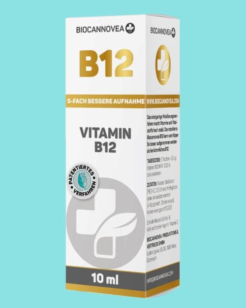 Vitamin B12 Biocannovea