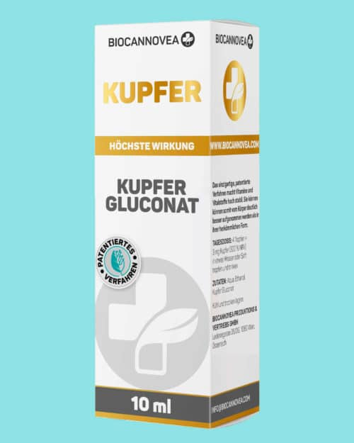 Kupfer Gluconat höchste Wirkung